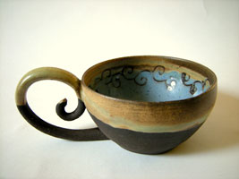 Gallery - Brown clay